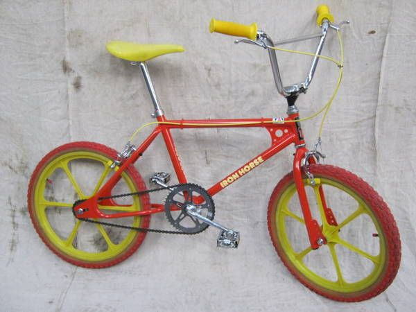 1983 Klp Iron Horse Bmxmuseum Com With Images Iron Horse Horses