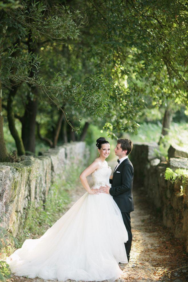 Romantic Heart Themed Wedding in Portugal by Branco Prata