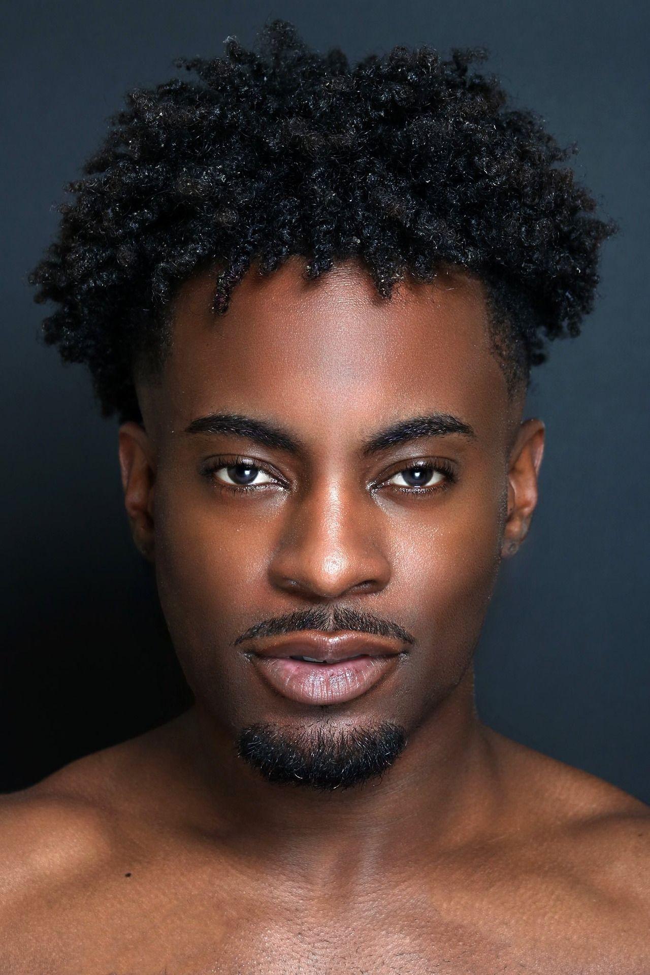 Black Male Hair Naturalblkguysrock Ig Gohomerodgers Dark Skin Men Cool Hairstyles Mens Hairstyles