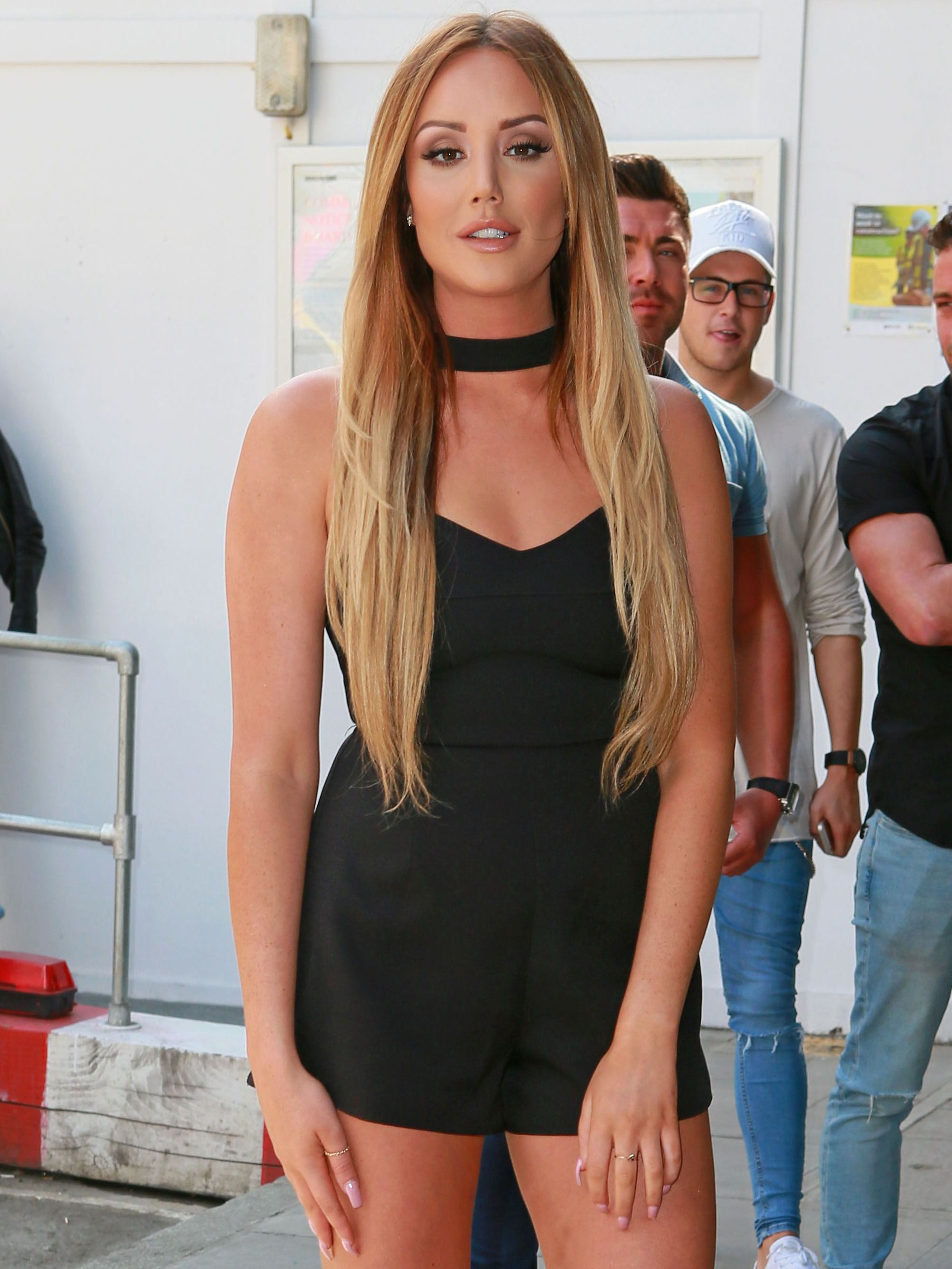 Ass Charlotte Crosby nude (57 photos), Sexy, Cleavage, Feet, cleavage 2006