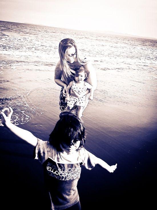 Inspirações para fotos na praia – bebês e crianças | Macetes de Mãe