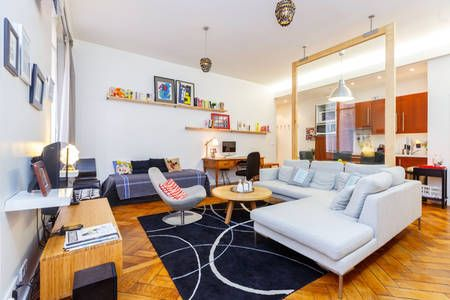 Check out this awesome listing on Airbnb: Spacious Champs Élysées, Montaigne in Paris