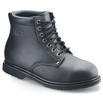 Shoes For Crews - Legionnaire - Soft Toe - Black / Men's Slip ...