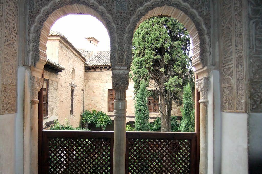 Alhambra - Mirador de Daraxa - photo: Robert Bovington  # Alhambra # Granada #Andalusia #Spain http://bobbovington.blogspot.com.es/2011/10/alhambra.html