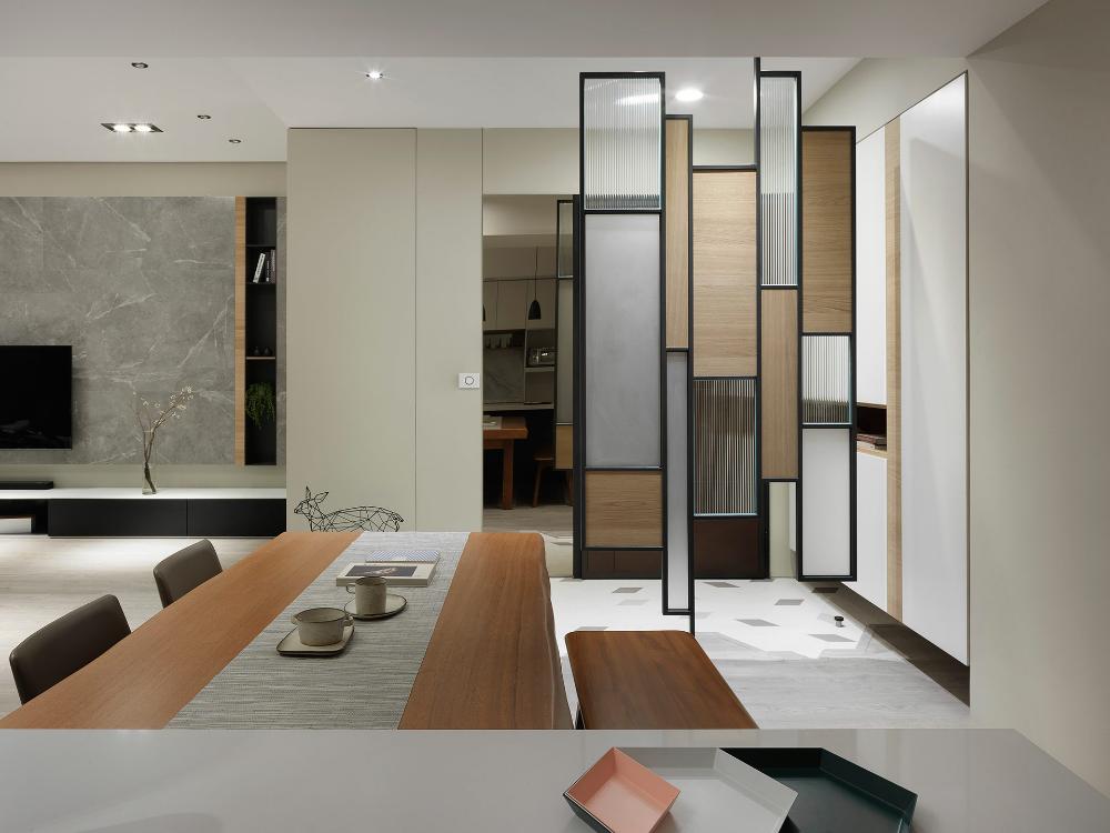 駐 福 賀澤室內設計 室內設計作品 With Images Interior