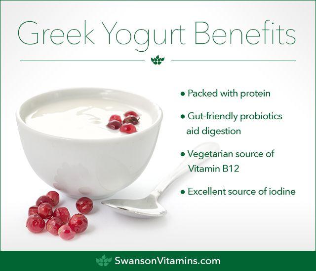 Health Benefits Of Natural Greek Yoghurt