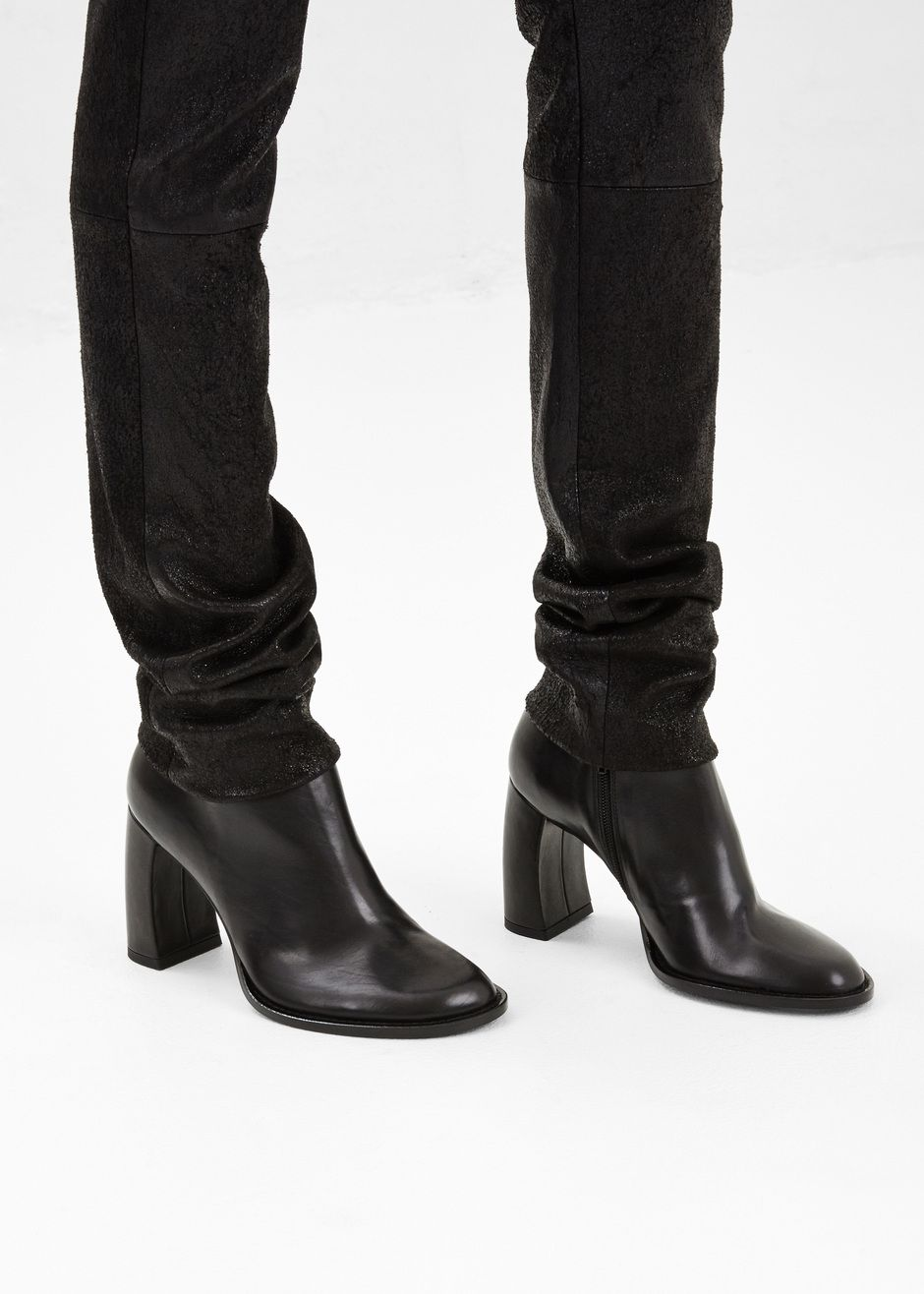 0ad46d9450e Ann Demeulemeester New Vitello Boot in Black #totokaelo ...