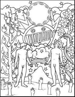 Ween Coloring Book Page 2 photo WeenColoringBook03.jpg | Skull ...