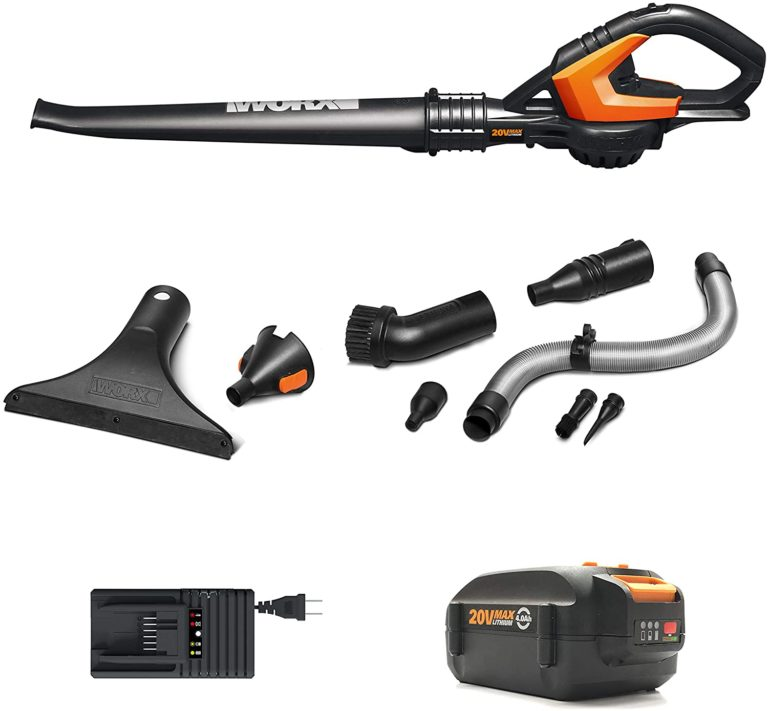 Pin On Top 10 Best Cordless Leaf Blowers In 2020