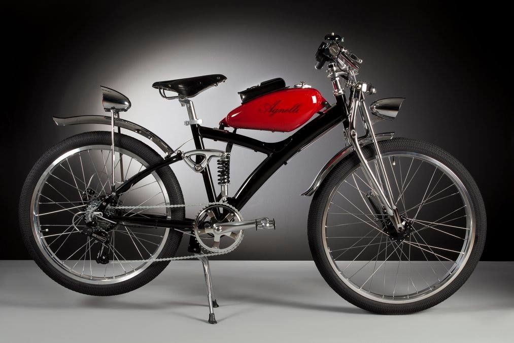 Le nuove creazioni di Luca Agnelli, l'artigiano che ha ridisegnato la bici a pedalata assistita  #bike #biking #bicycle