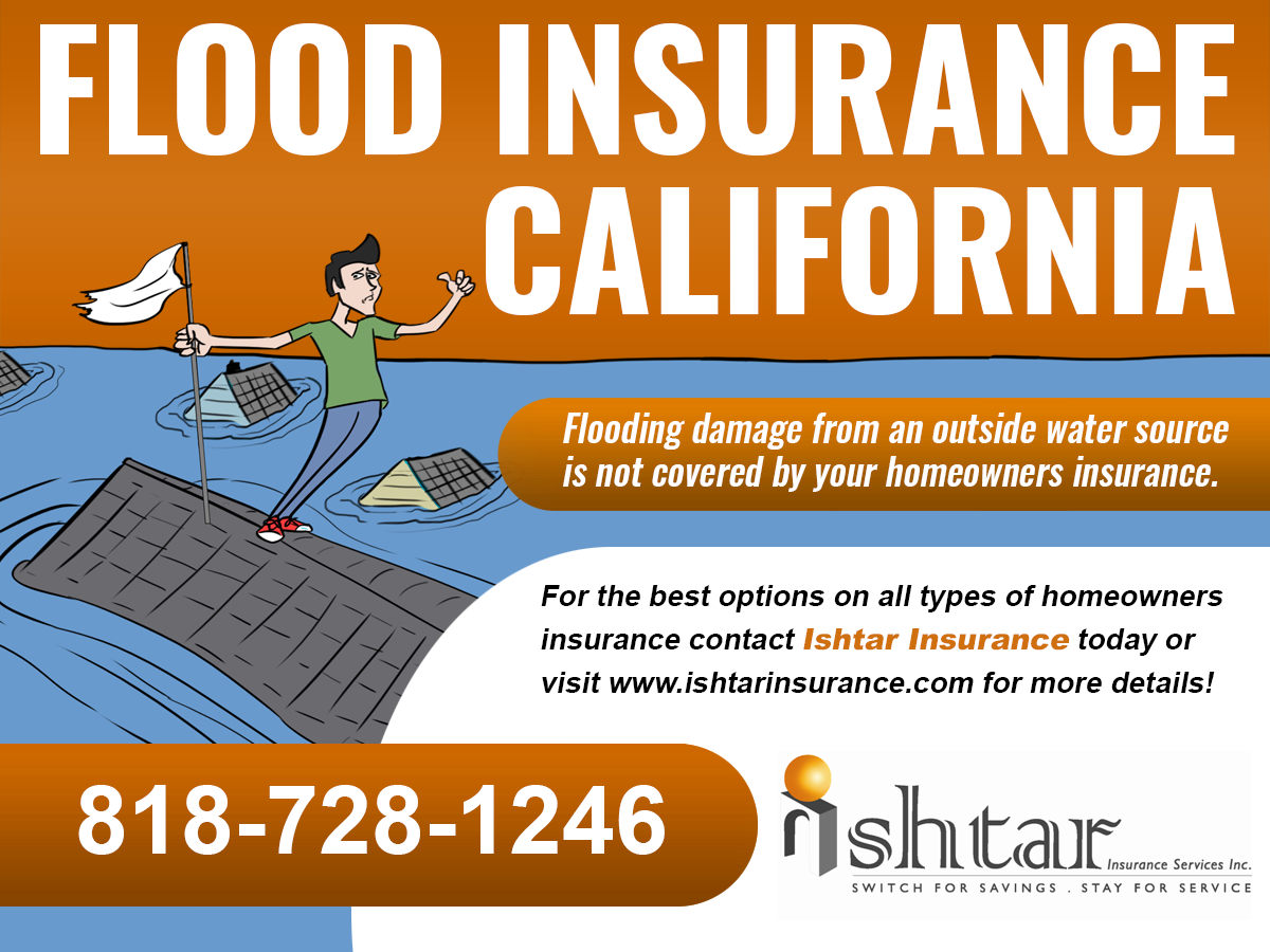 Do You Have California Flood Insurance Did You Know That Flood