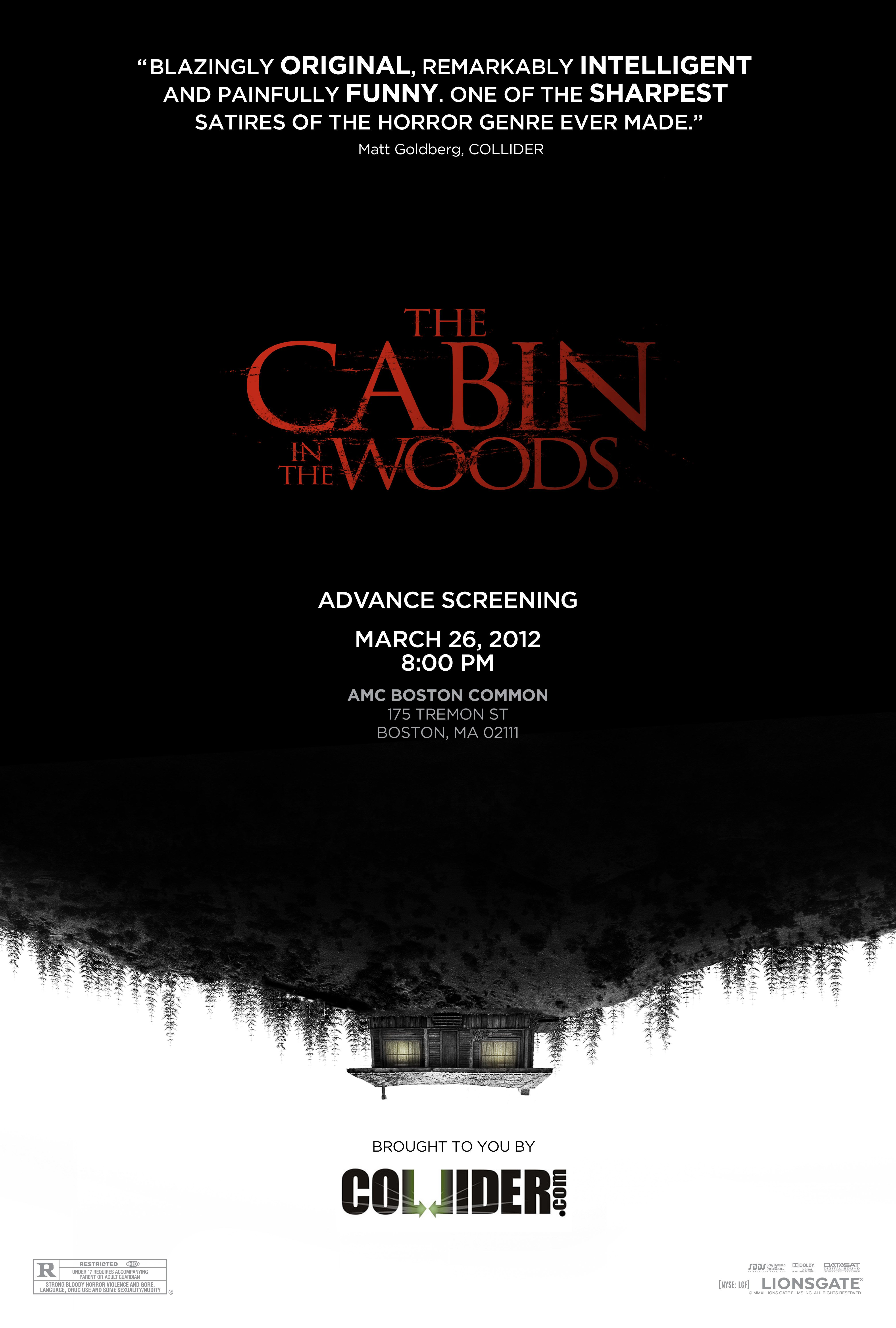 Amazing The Cabin In The Woods Horror Gore Available To Stream On Netflix