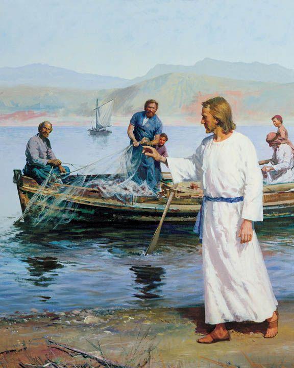 """The Savior said, """"Come Follow Me."""""""