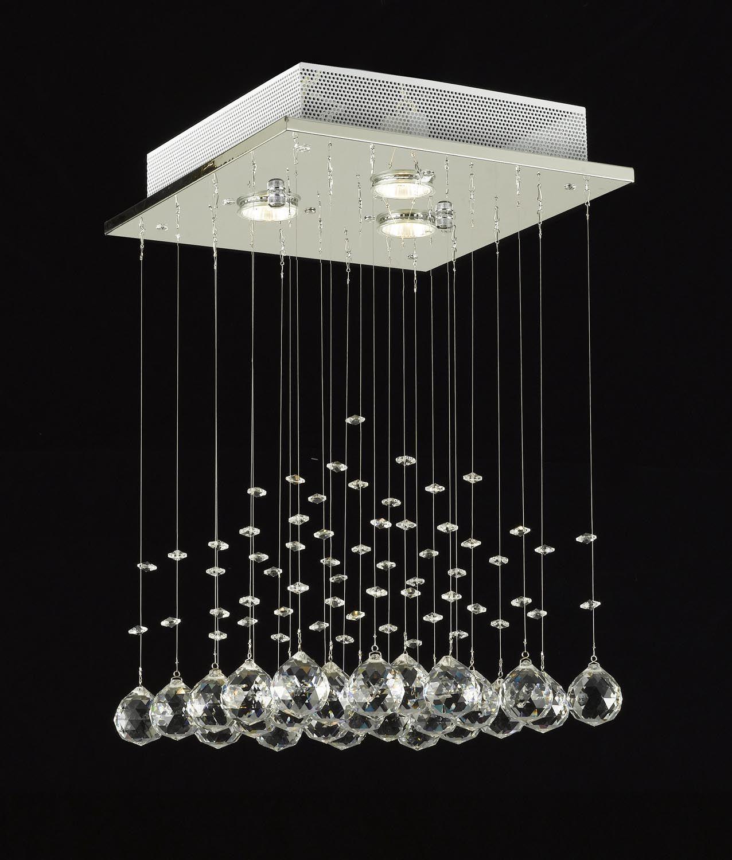 J10 C9071s 3 Gallery Modern Contemporary Raindrop Crystal