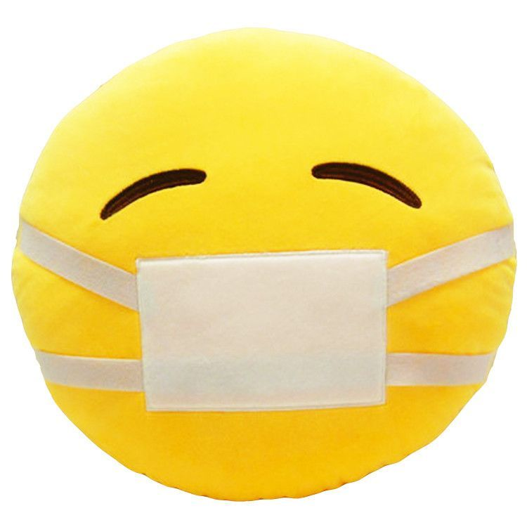Sick Emoji Pillow Emoji Pillows Emoji Cushions Pillows