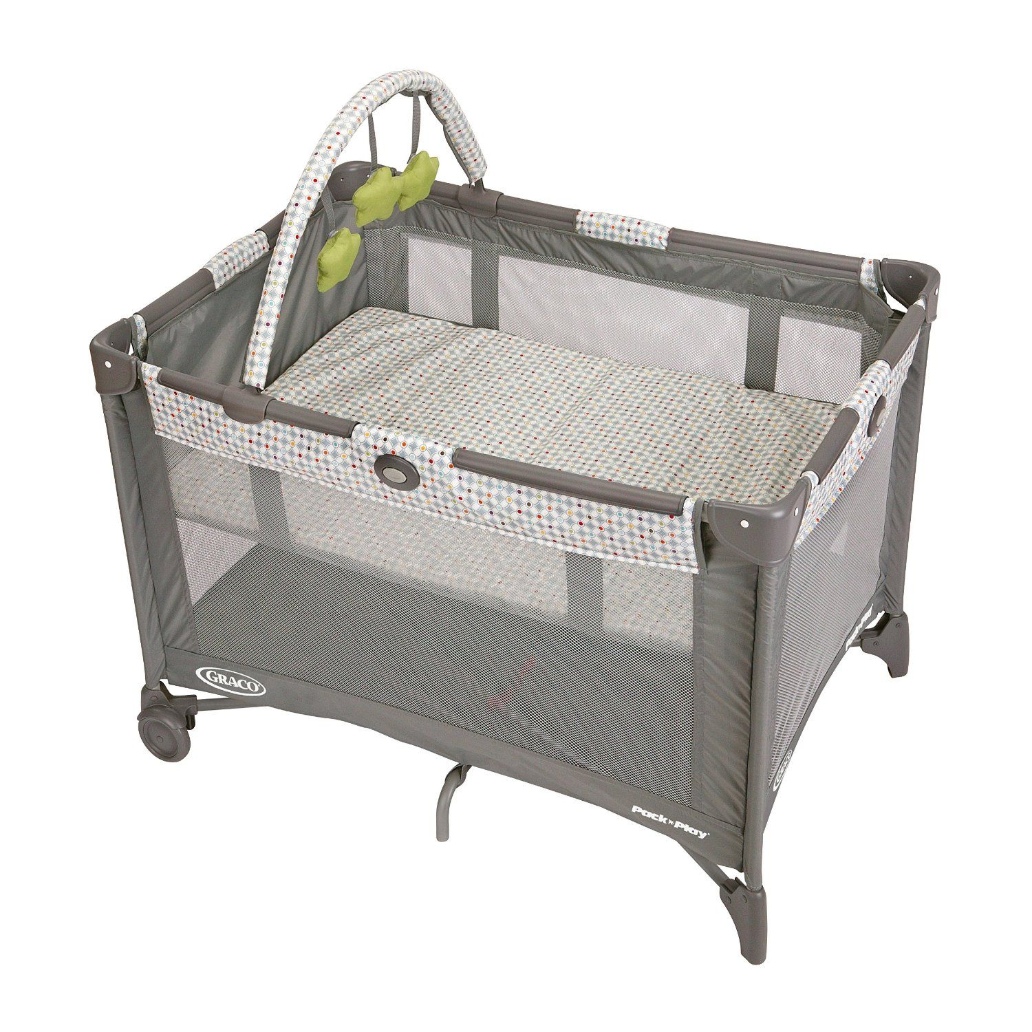 Portability and Convenience in the Graco Baby Pack N Play The Best ...