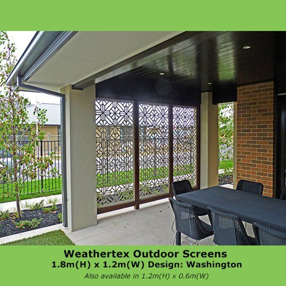 chippys outdoor timber screening merbau screening privacy