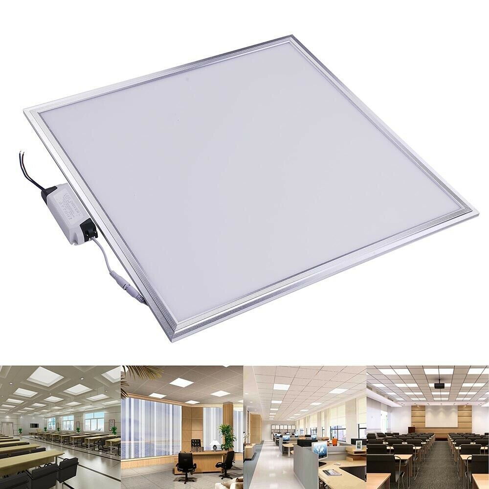48w Recessed Led Ceiling Panel Light Ultra Thin Downlight Bulb