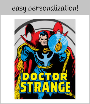 Photo of Doctor Strange Powers Postcard | Zazzle.com