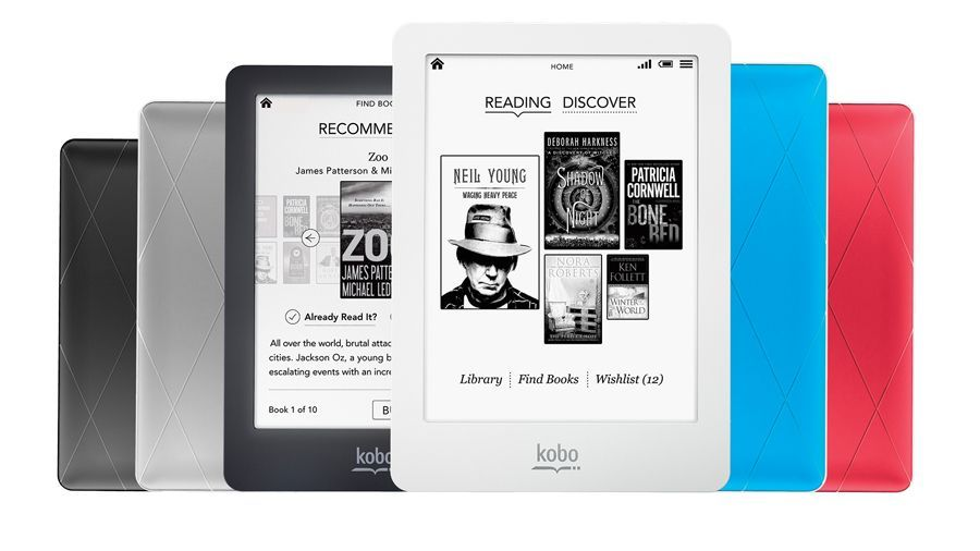 Kobo Set To Acquire Aquafadas And Expand Its Rich Media Offerings Ebook Reader Kobo Ereader Kindle Paperwhite