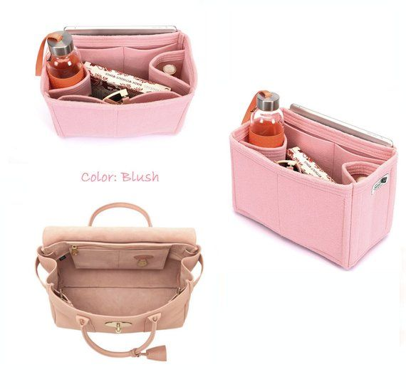 0e451abb5 Bag and Purse Organizer for Mulberry Bags, Felt Purse Organizer, purse  insert, Bag Organizer for Mul