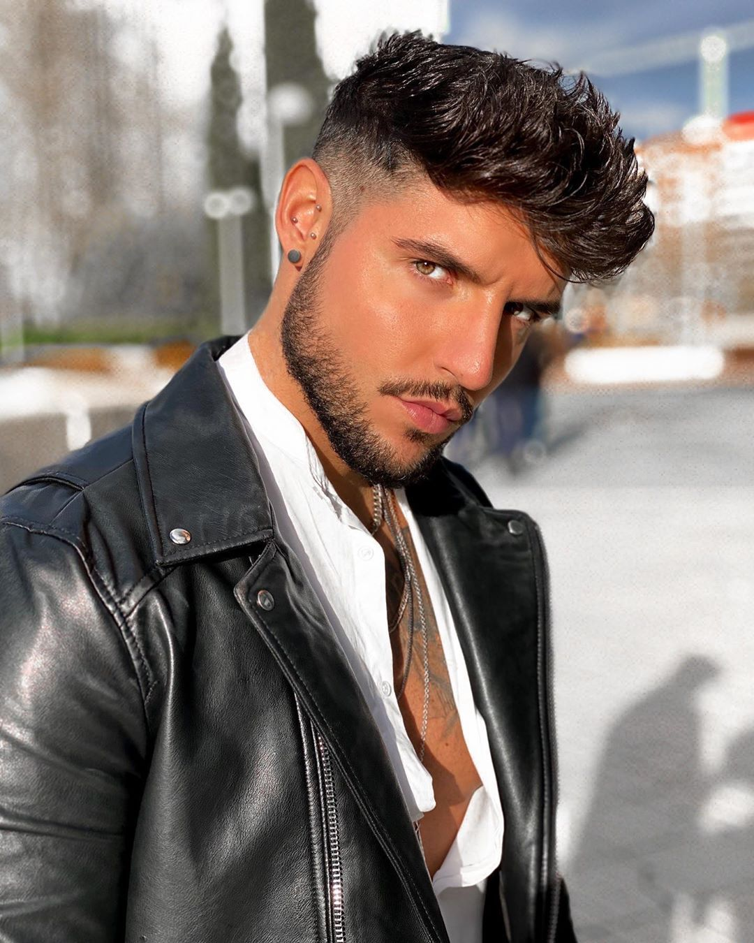 Ivan Bustini Ivanbustini Alex Turner Leather Jacket Celebrity Jackets Celebrities Leather Jacket [ 1350 x 1080 Pixel ]