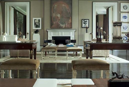 It is one of the most famous Spanish interior. For Luis Bustamante ...