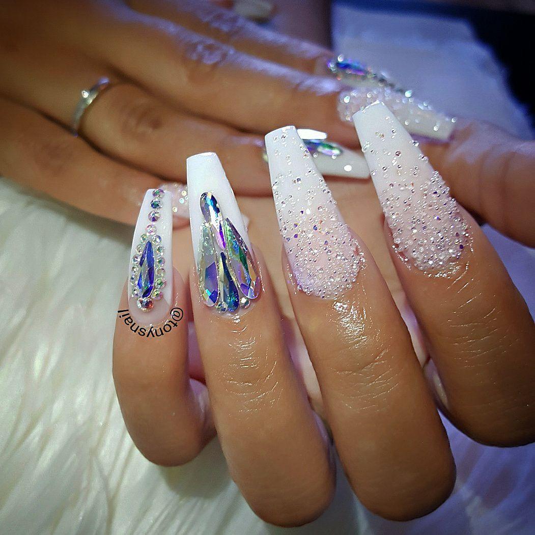 Gorgeous | Polished Klaws | Pinterest | Beautiful nail designs ...