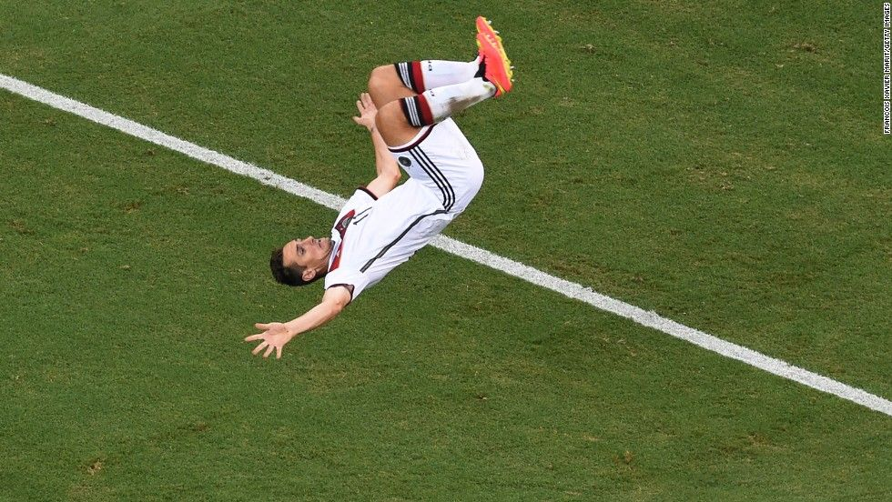 World Cup The Best Photos From June 21 Miroslav Klose World Cup Germany Vs