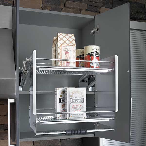Rev-A-Shelf Premiere Pull-Down Shelving System 5PD Series ...