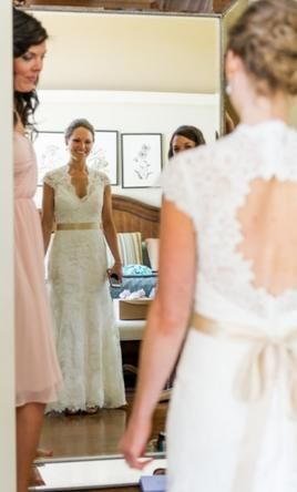 Allure Bridals Style No 2455 Wedding Dress Used Size 10 650