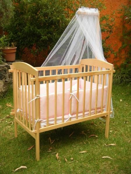Cuna fija para bebé http://muebles-usados.vivastreet.com.mx/muebles ...