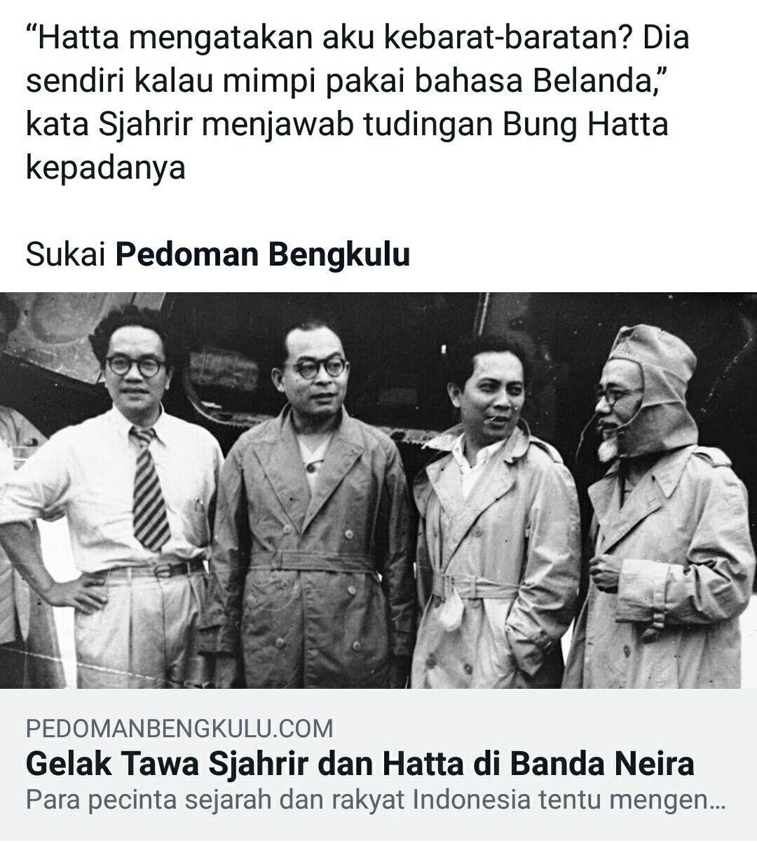 Gambar Pahlawan Bung Hatta