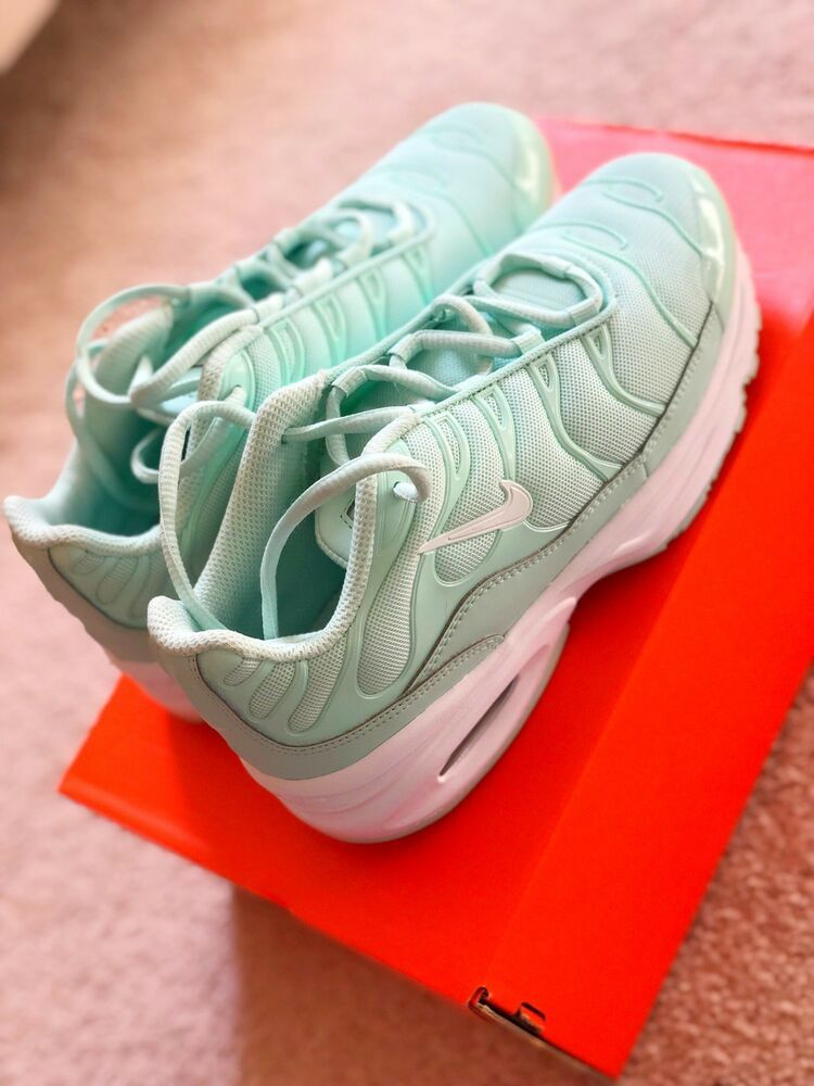 Nike Air Max Plus (NEW)(Girls Size 2