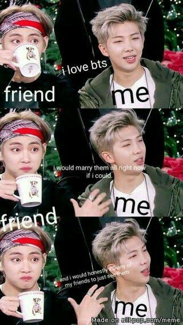 remie ] ★ on Kpop memes bts, Bts memes hilarious, Bts memes