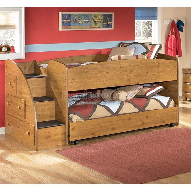 Stages Twin Twin Loft Bed W Left Steps Bunk Beds Cool Bunk Beds Low Loft Beds