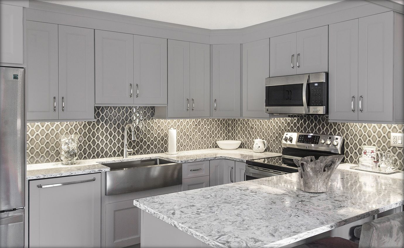 Union Grey In 2020 Fabuwood Cabinets Custom Kitchen Cabinets Cabinets And Countertops