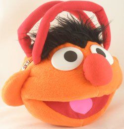 Sesame Street Ernie Plush Purse