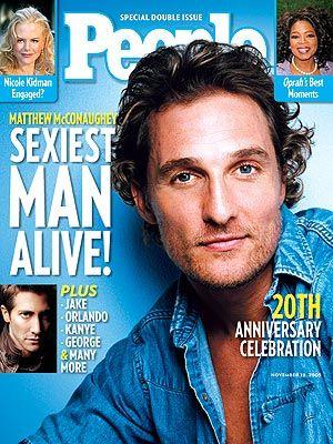 Matthew mcconaughey sexiest man alive pics 88