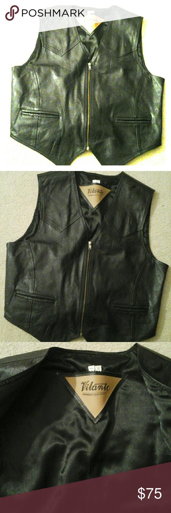 Genuine Leather Vest Xxl Final Price Drop Leather Vest Genuine Leather Vest [ 1740 x 580 Pixel ]