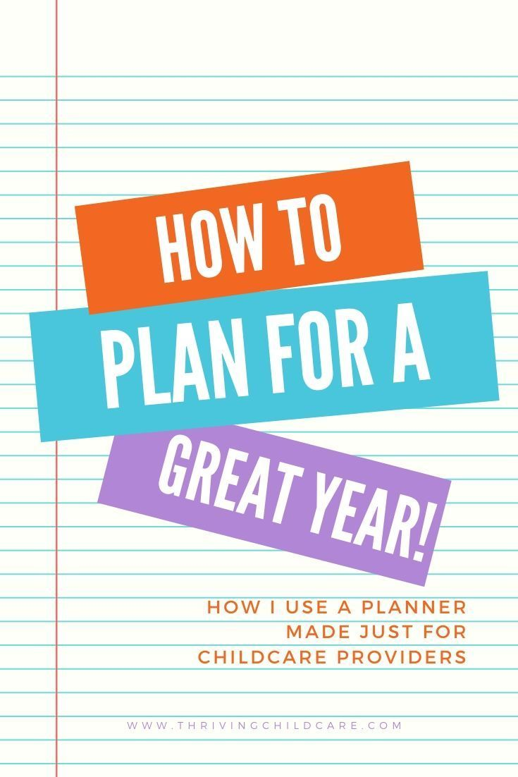 How I use the Provider Planner | Curriculum planning ...