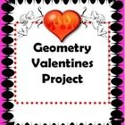 Happy Valentines Day!!!!  This Geometry activity is good for any level of Geometry student.  Students are asked to create a valentine to whomever u...