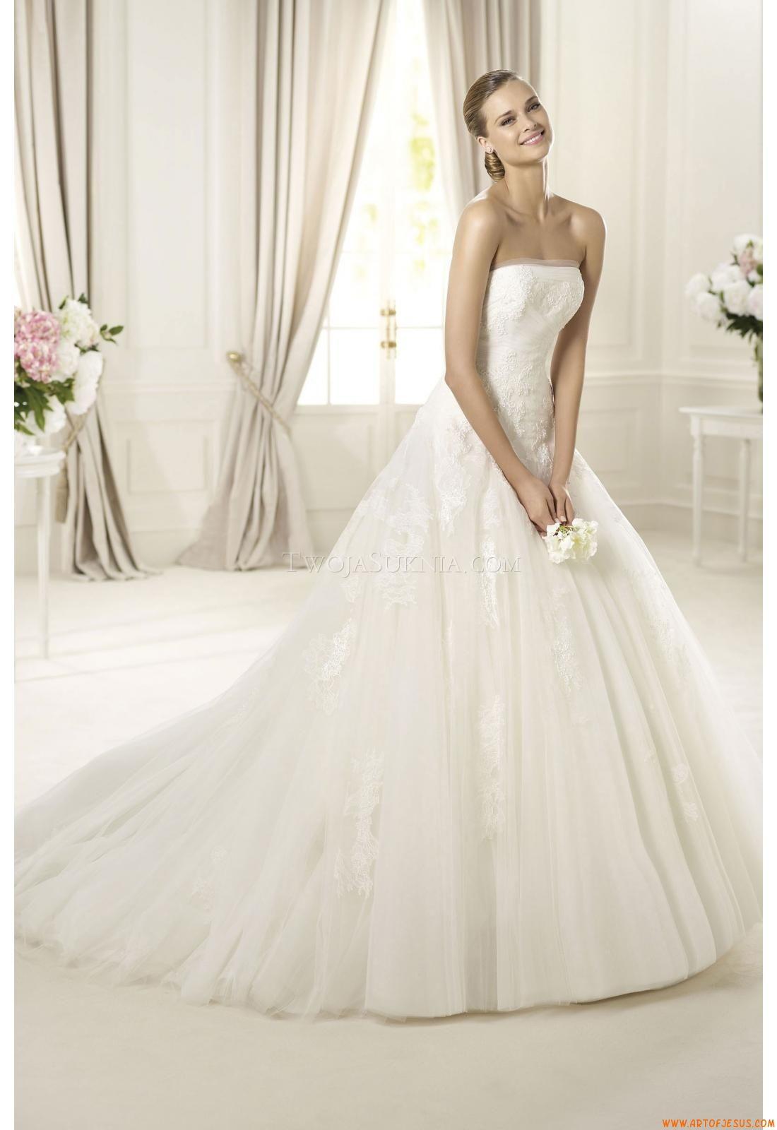 Wedding Dress Pronovias Donaire 2013   wedding dresses custom made ...