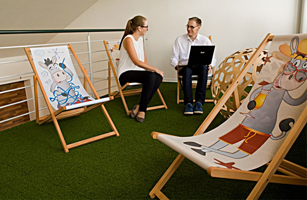 Great Office Design At Ffe Media Agency S New Offices In Berlin