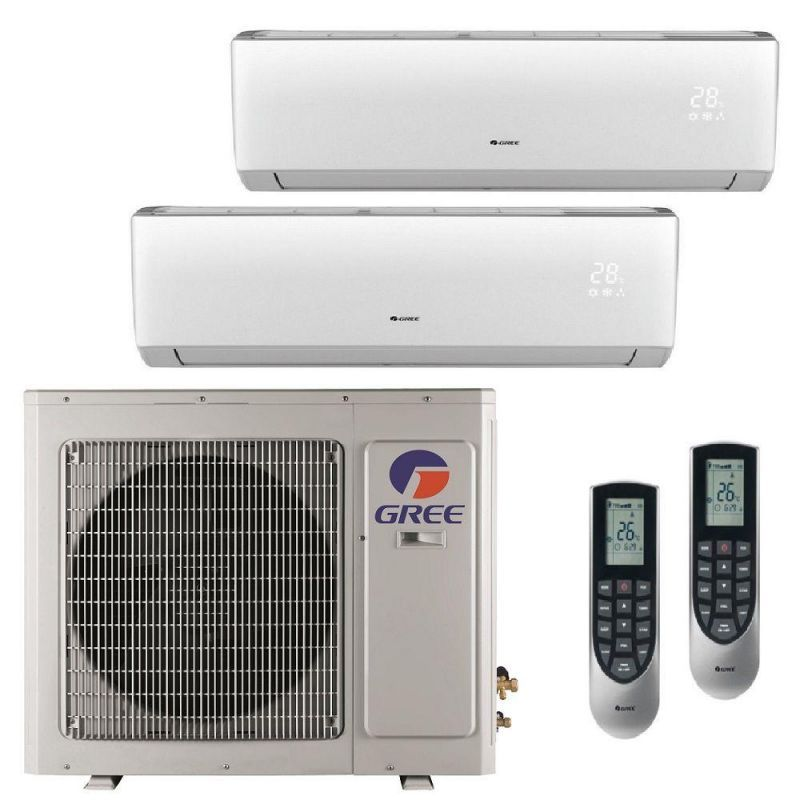 Awesome Home Depot Wall Air Conditioner Ductless Mini Split