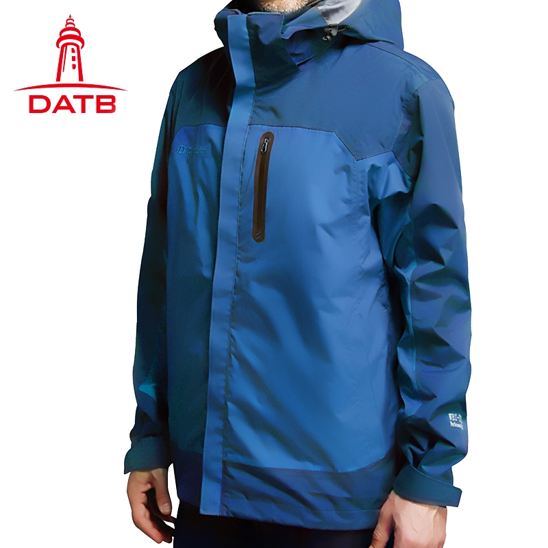 (89.42$)  Know more - http://aibx1.worlditems.win/all/product.php?id=1540127542 - Datb lovers outdoor twinset jacket outdoor waterproof windproof outdoor jacket male Women 3-in-1  =YcfW6
