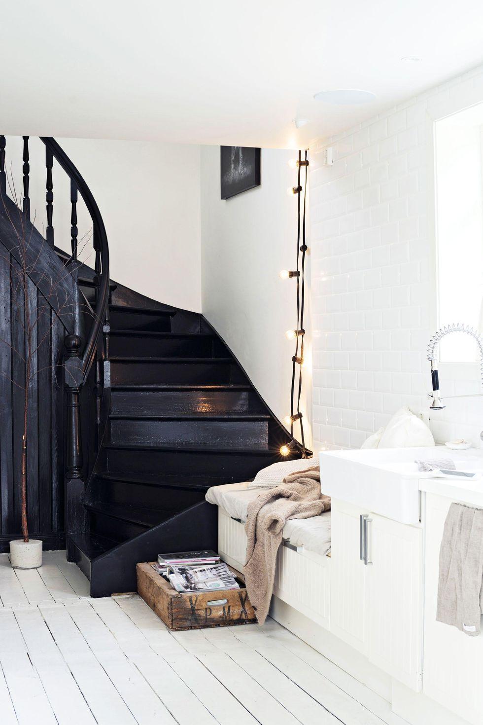 Épinglé par Evelina Skalski sur Dream Home | Pinterest | Escaliers ...