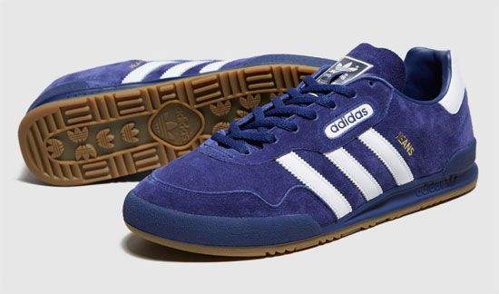 fee601feb8 Out now  Adidas Jeans Super OG trainers in three colours