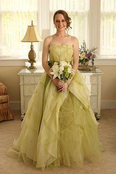 pale green wedding dress - Google Search | Irish/Scottish wedding ...