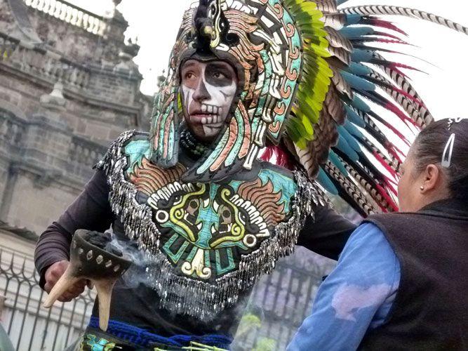 Cochero na Cidade do México
